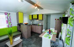 Mobil home PRESTIGE 4 chambres 8 personnes intérieur
