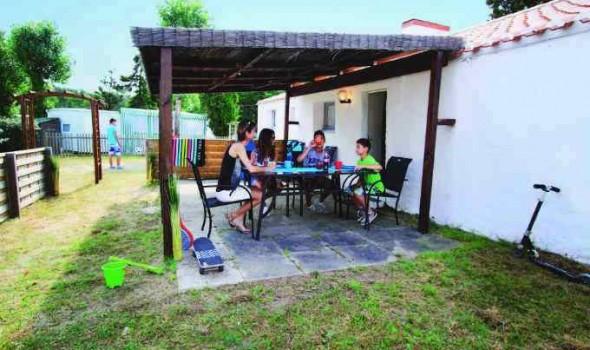 Maison Vendéenne 6 personnes 2 chambres