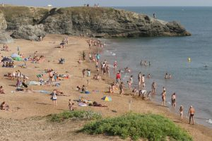 plage proche camping 4 étoiles